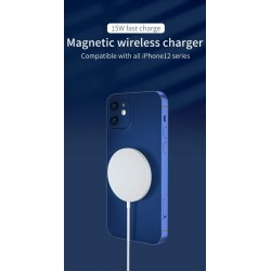 MAGSAFE Charger for Apple iPhone 12/12 pro max and Airpods -Type C Magnetic Wireless Charging