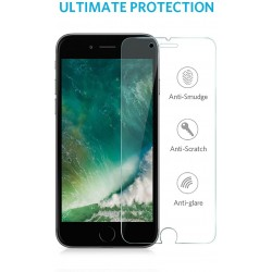 Tempered Glass Screen Protector 2.5D  0.3mm for for Apple iPhone 7 Plus