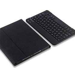 Bluetooth English Keyboard Case Folio Cover for Apple iPad Pro 12.9 [2017]