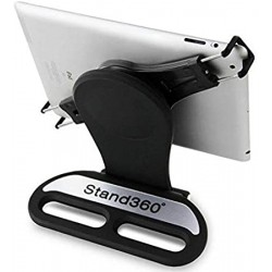Tablet 360 Rotating Holder Mount Bracket For Apple iPad, iPad Mini & All Samsung Galaxy Tablet