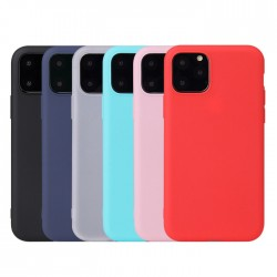 """Shockproof Liquid Silicone Case For Apple iPhone 11 6.1"""" (2019)"""