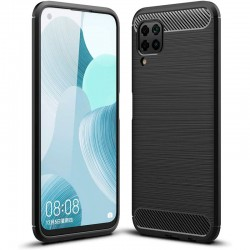 "Huawei Nova 7i / P40 Lite (6.4"" 2020) Case, Slim Fit Ultra-Thin Case Soft TPU Non-Slip Bumper Protection Cover [Scratch Resistant] with Shock-Absorption Case"