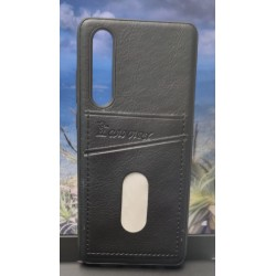 Back Phone Case with Dual Card Holder Slot For Huawei P30