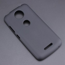 TPU Silicone Case for Motorola Moto C Plus TPU Matte Case