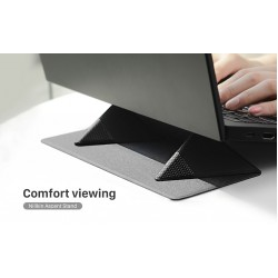 Nillkin Ascent Stand Comfort Viewing Angle while using Laptop / Notebook MacBook