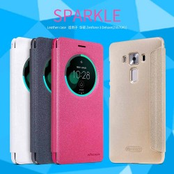 Asus Zenfone 3 Delux (ZS570KL) Nillkin Sparkle Series PU Leather Case