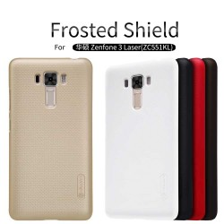 Asus Zenfone 3 Laser (ZC551KL) Nillkin Super Frosted Shield Back Hard Case