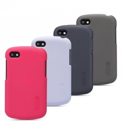 BlackBerry Q10 Nillkin Super Frosted Shield Back Haed Case