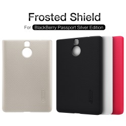 BlackBerry Passport Silver Edition Super Frosted Shield