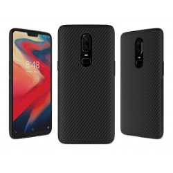 OnePlus 6 / 1+6 Nillkin Synthetic carbon Fiber Protective Back Case