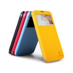 Huawei Ascend G730 Nillkin Sparkle Series PU Leather Case