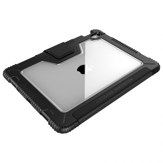 Apple IPad Pro 12.9inch (2018) Nillkin Shockproof Bumper Leather Cover