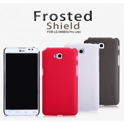 LG D684 G Pro Lite Nillkin Super Frosted Shield Back Hard Case