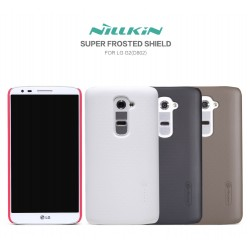 LG G2 (D802) Nillkin Super Frosted Shield Back Hard Case