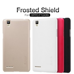 "Oppo F1 (A35) 5.0"" 2016 Nillkin Super Frosted Shield Back Hard Case"