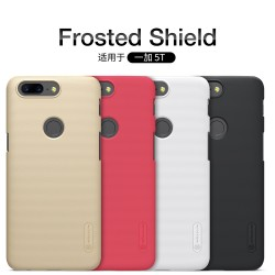 One Plus 5T ( 1+5T ) Nillkin Super Frosted Shield Back Hard Case