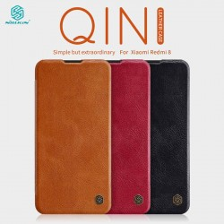 Xiaomi Redmi 8 Nillkin Qin Series Leather case