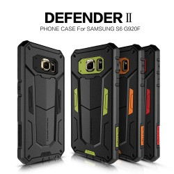 Nillkin Armor-Border Case Bumper Defender for  Galaxy S6 (G920)