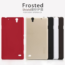 Sony Xperia C4 Ultra Nillkin Super Frosted Shield Back Hard Case