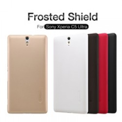 Sony Xperia C5 Ultra Nillkin Super Frosted Shield Back Hard Case