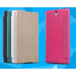 Sony Xperia C5 Ultra Nillkin Sparkle Series Leather Case