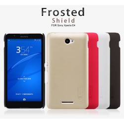 Sony Xperia E4 Nillkin Super Frosted Shield Back Hard Case