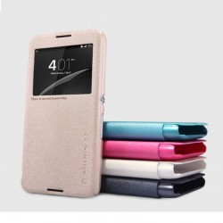 Sony Xperia E4 Nillkin Sparkle Series PU Leather Case