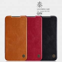 Xiaomi Mi 9 SE Nillkin QIN Series Leather Case