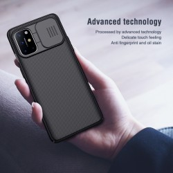 """Nillkin CamShield Case with Slide Camera Cover, Slim Stylish Protective Case for OnePlus 8T (1+8T) [ 6.55"""" 2020]"""