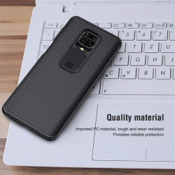 Nillkin CamShield Pro Case with Slide Camera Cover, Slim Stylish Protective Case for Xiaomi Redmi Note 9s /Note 9 Pro / Note 9 Pro Max