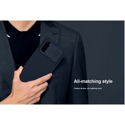 Nillkin CamShield Pro Case with Slide Camera Cover, Slim Stylish Protective Case for Samsung Galaxy S20 / S20 5G
