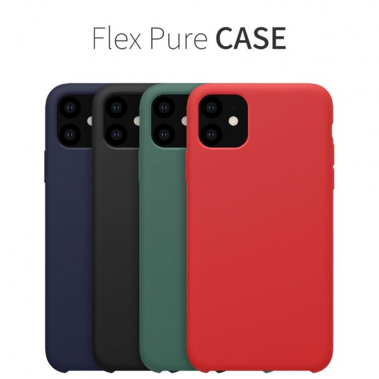 "Apple iPhone 11 Pro Max 6.5"" (2019) NILLKIN Flex Pure Back Case"